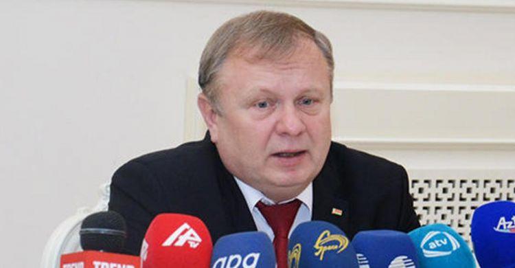 Belarus səfirindən Qarabağ açıqlaması: