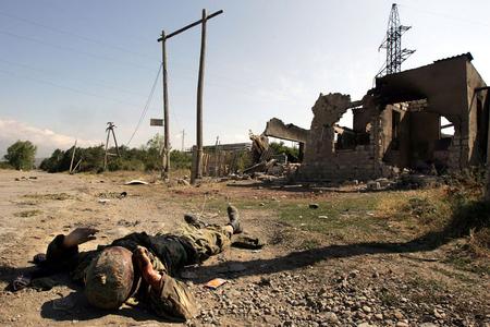 Dağlıq Qarabağda daha bir erməni hərbçisi ölüb