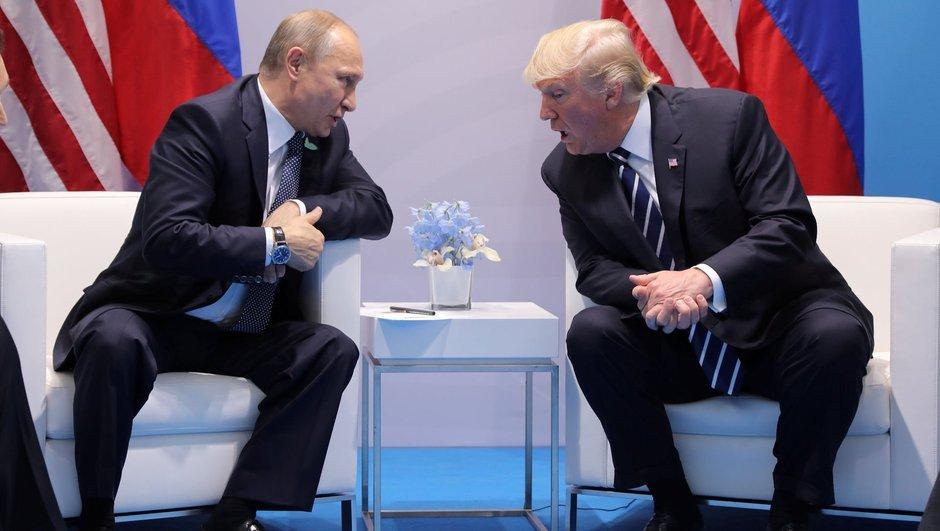 Tramp Rusiya ilə konfliktdən geri çəkilir, Putini Ağ Evə dəvət etdi: