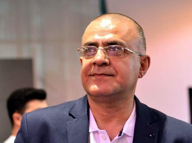 Image result for Politoloq, jurnalist Elçin Mirzəbəyli