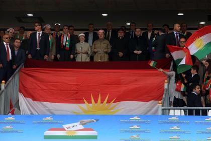 İraq Kürdüstanının müstəqillik referendumu: