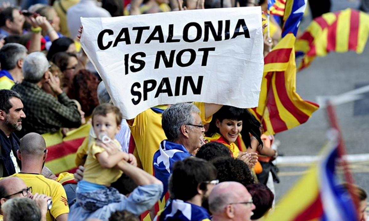 Kataloniya separatizmi: