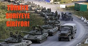 Türk ordusu İdlibə girib: