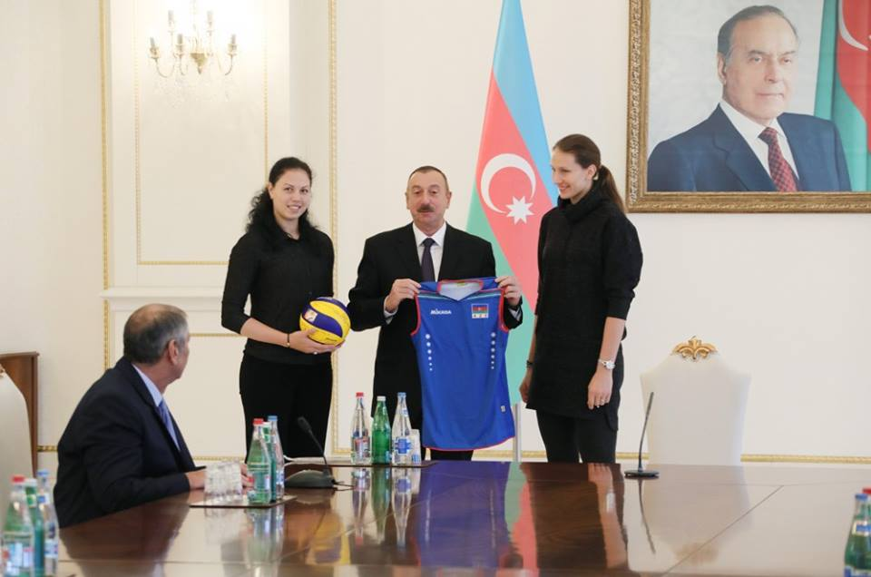 Azərbaycan Voleybol Federasiyasına pul ayrıldı –2 milyon manat