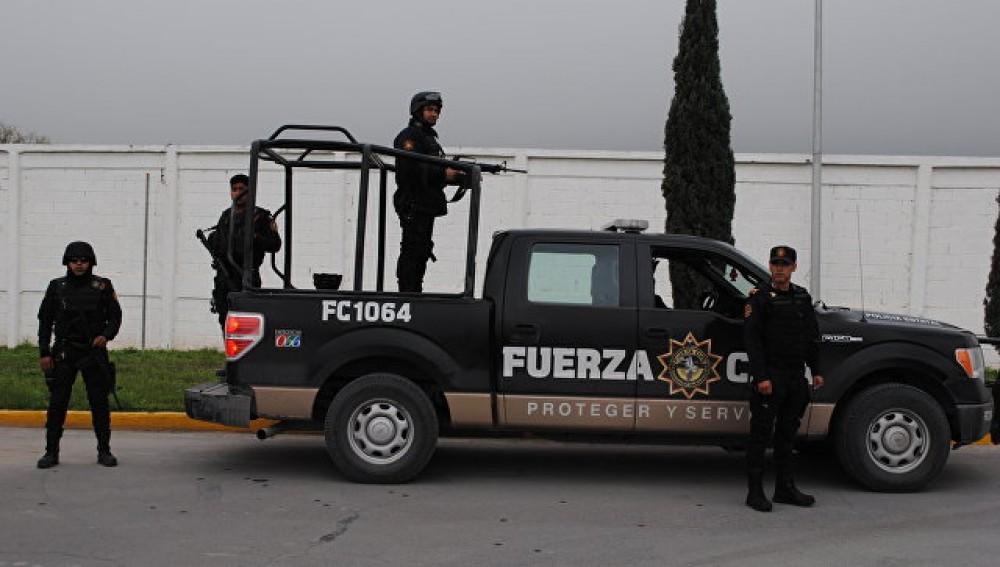 Meksika:şəhər küçələrində içərisinə insan başları qoyulmuş soyuducular tapılıb
