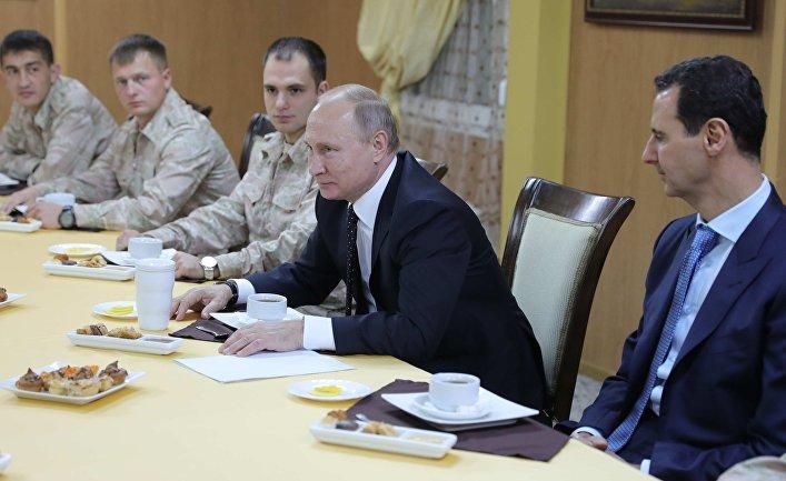 Rusiyanın yeni Suriya planı:
