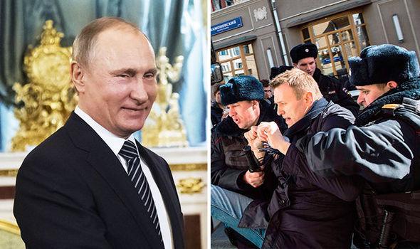 """Putinin """"intriqaları"""", Navalnının """"ambisiyası""""…"""