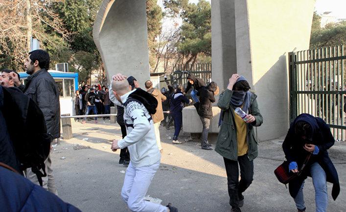 İran inqilabı: