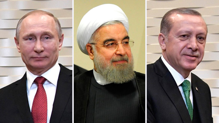 """""""Astana üçlüyü""""nün qarşılıqlı inciklik və etibarsızlığı:"""