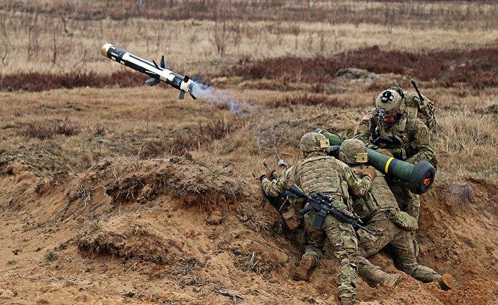 ABŞ-dan Ukrayna üçün öldürücü silah: