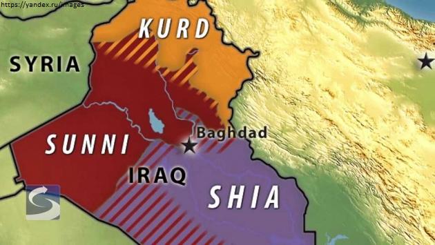 ABŞ Suriyada saxta dövlət –