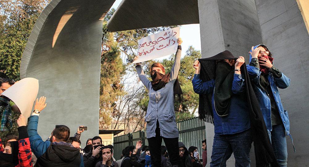 İranda etirazların ikinci dalğası:
