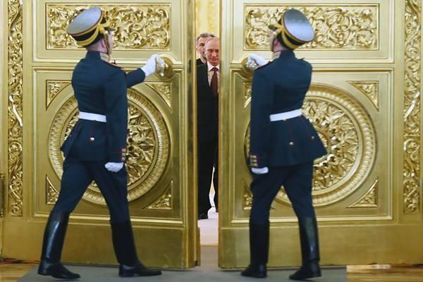Putinin dördüncü qələbəsindən sonra Darvinin goru çatladı –