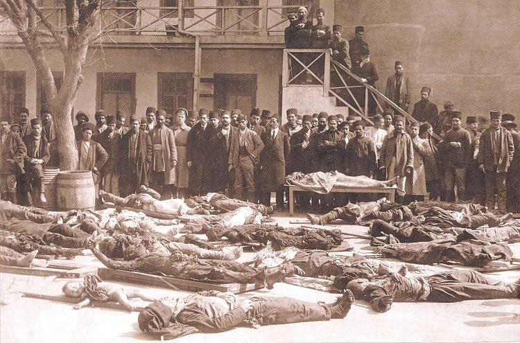 Bu gün Azərbaycanlıların Soyqırımı Günüdür…
