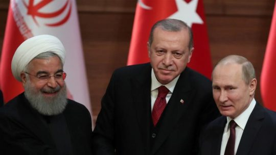 Ankara sammitində yeni regional ittifaqın yaranması ilğımdır –