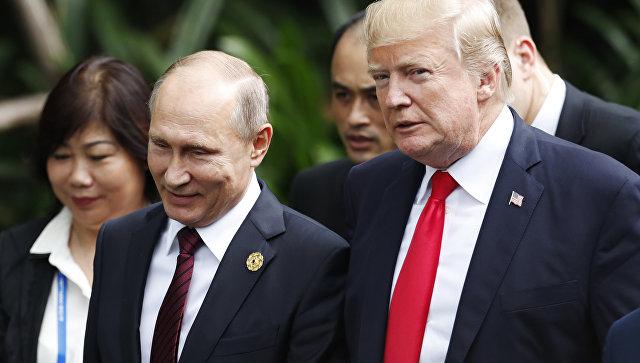 Putin Donald Trampı Moskvaya dəvət edib: