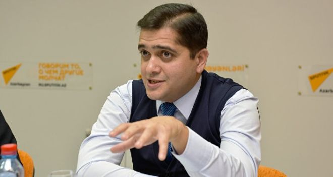 """Politoloq Elxan Şahinoğlu: """"Baydenin Azərbaycan üçün təhdidlər yaradacağını düşünmürəm"""""""