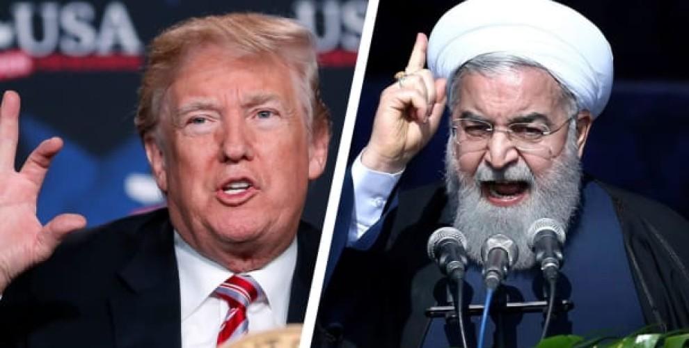 """ABŞ – İran """"döyüşü"""" başladı –Ruhani:"""