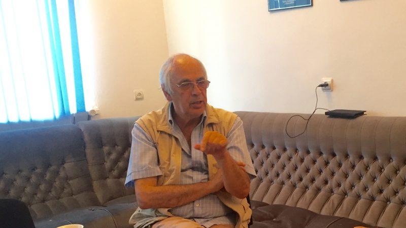 Xalq artisti Ramiz Həsənoğlu: