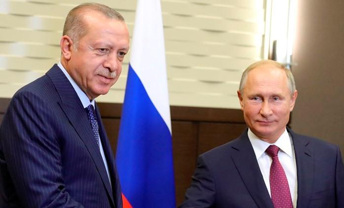 Ərdoğan Putinlə razılaşdı –