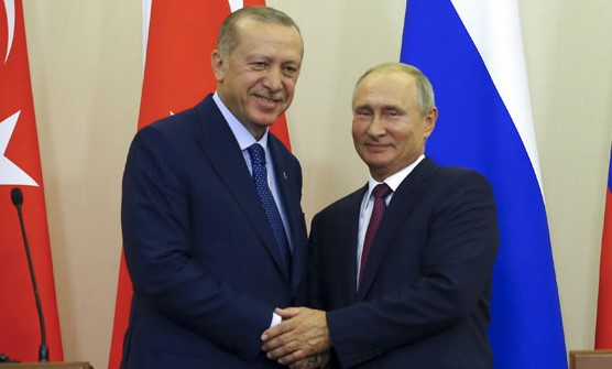 Vladimir Putin Türkiyəyə gedir –
