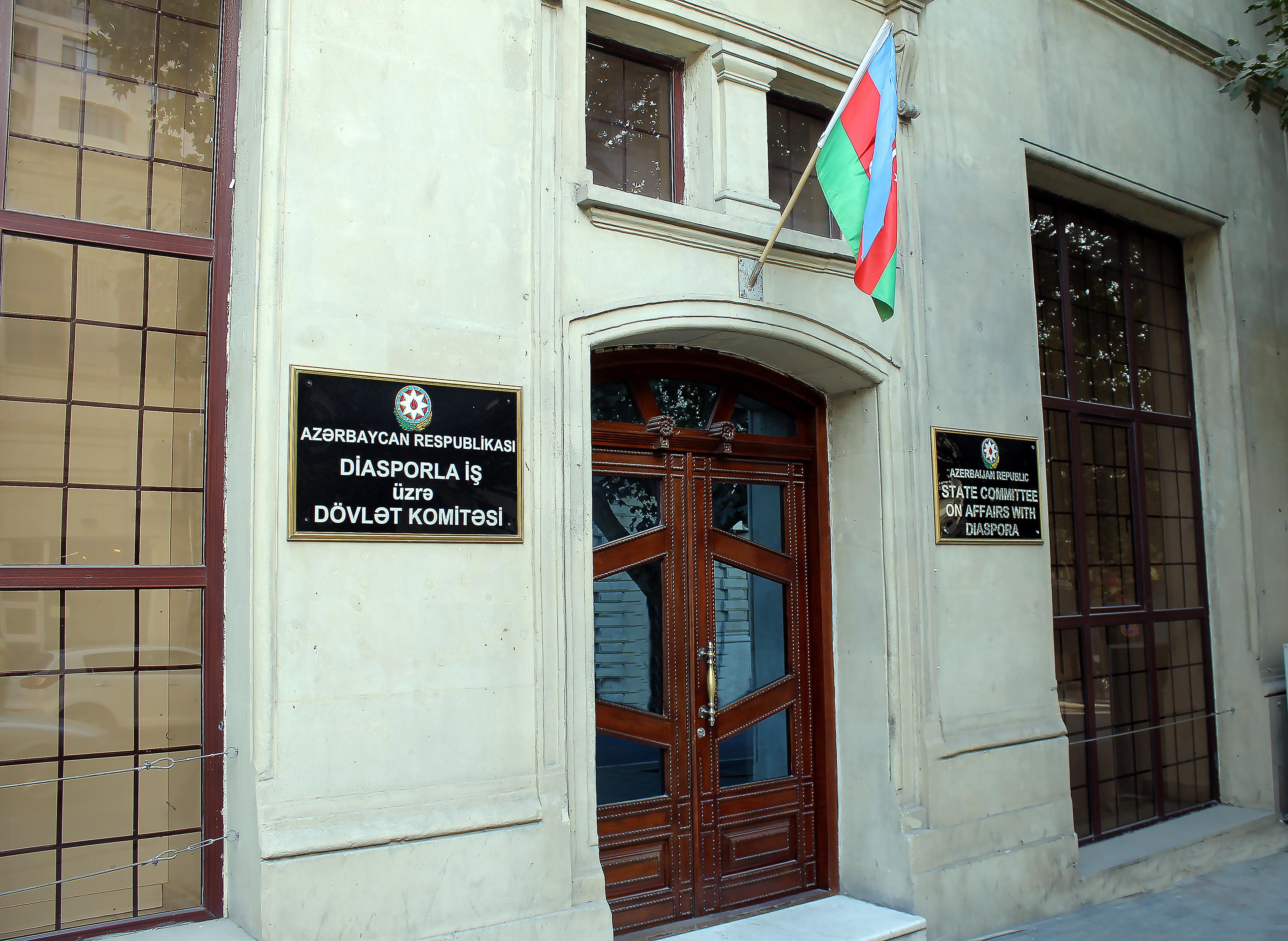 Diasporla İş üzrə Dövlət Komitəsində yoxlama aparıldı, nöqsanlar üzə çıxarıldı