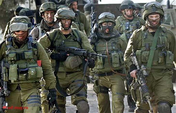 İsrail xüsusi təyinatlısı Qəzza bölgəsində necə fəaliyyət göstərir: