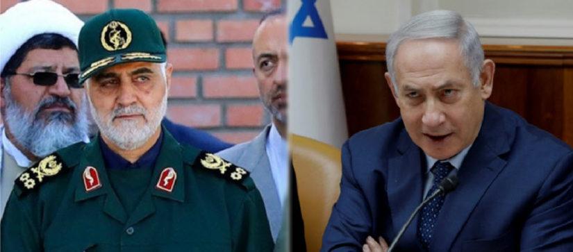 Netanyahudan general Süleymaniyə qəribə müraciət: