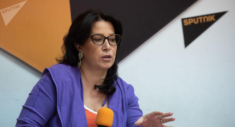 Ermənistan Jurnalistlər İttifaqının sədri: