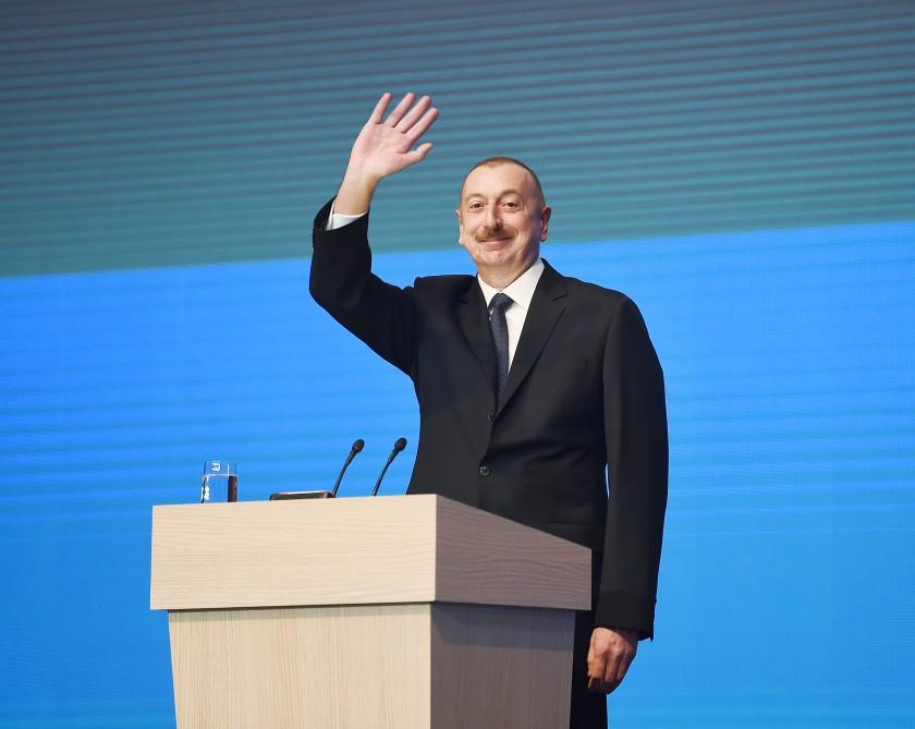 """Prezident İlham Əliyev:""""Biləndə ki, Heydər Əliyevin oğluyam, heç kim işə götürmürdü"""""""