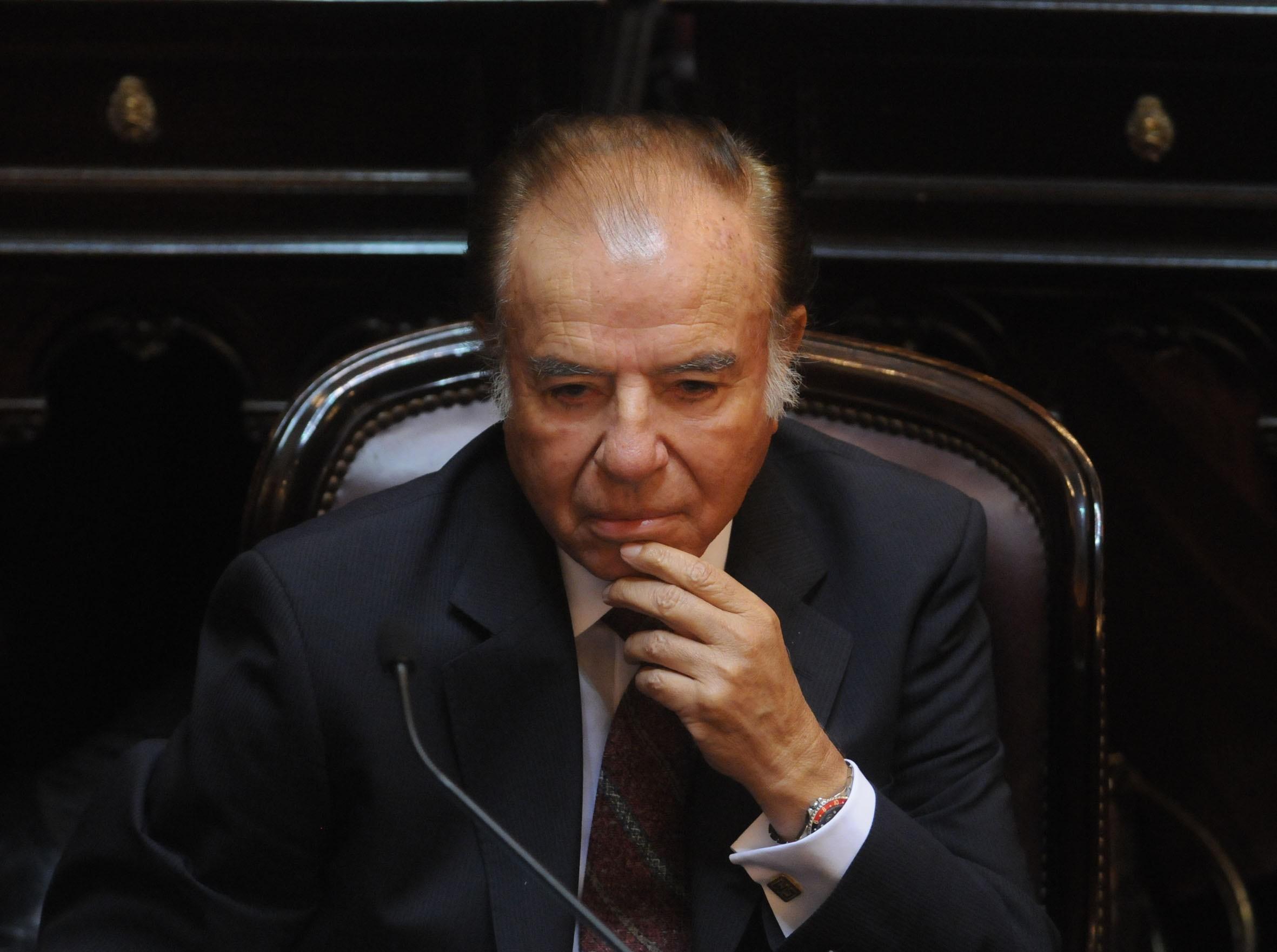 Argentinanın 88 yaşlı keçmiş prezidenti həbs olundu –Məhkəmə qərarı açıqlandı