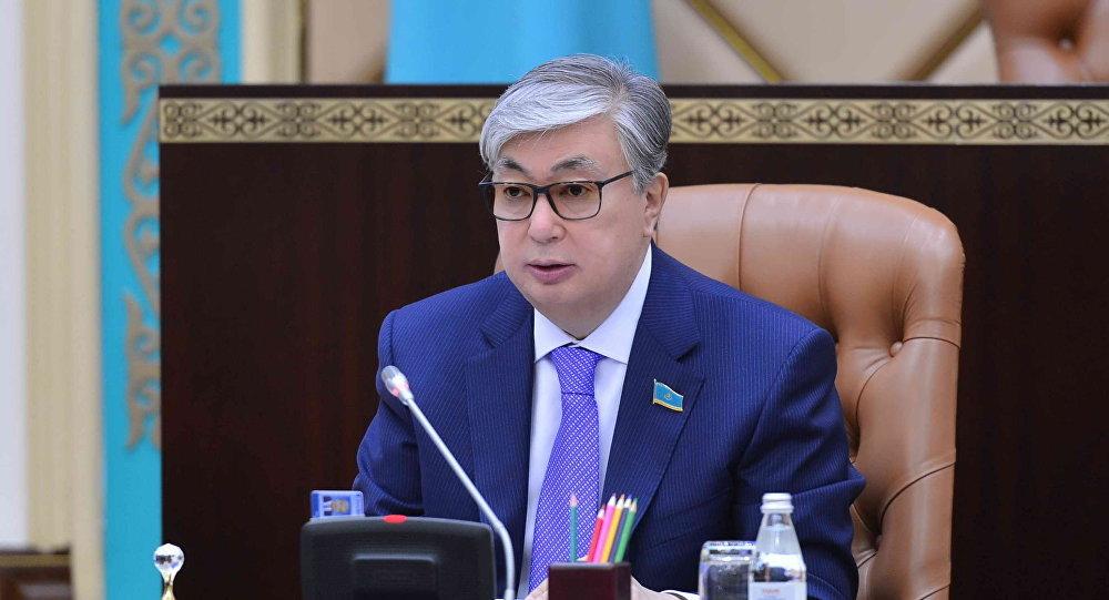 Qazaxıstanın yeni prezidenti aksiyaları məhdudlaşdırır: