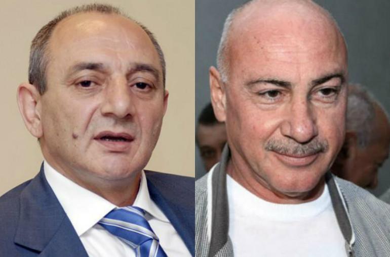 Bako Saakyan və Arkadi Qukasyanın ile ilgili görsel sonucu