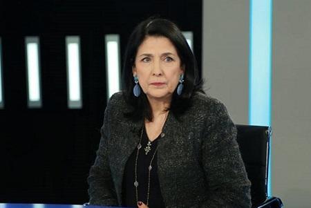 Gürcüstan prezidenti: