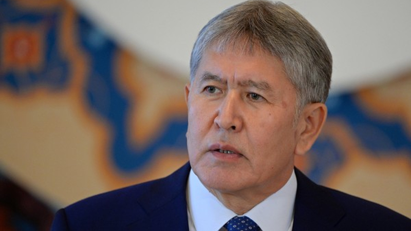 Atambayev dövlət çevrilişi hazırlayıb: Baş rolda qadın və uşaqlar-RƏSMİ