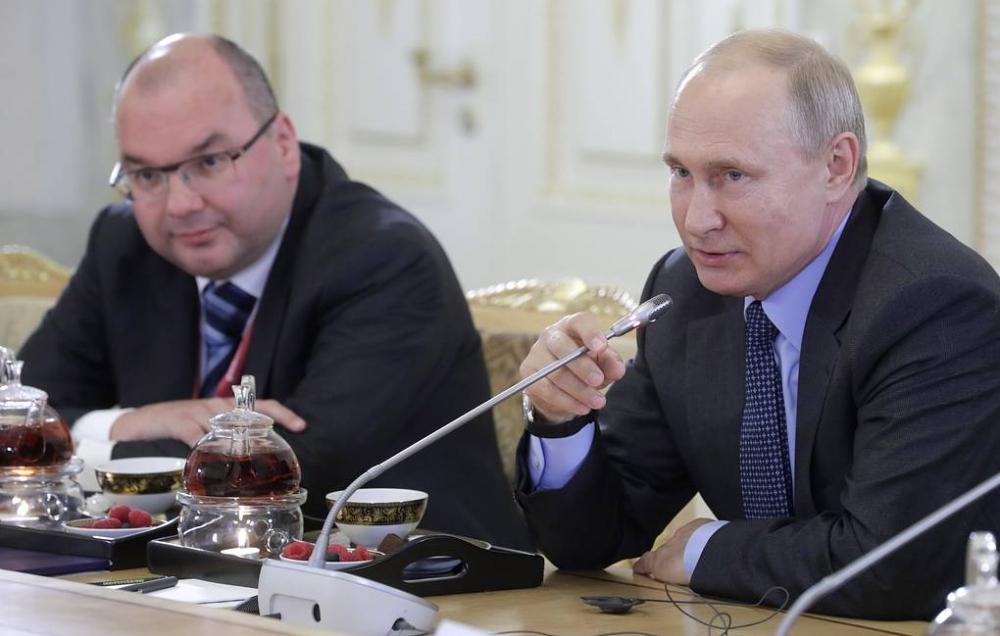 Putin italyan jurnalistin sualına belə cavab verdi:
