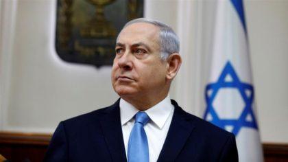 –Baş nazir Netanyahu