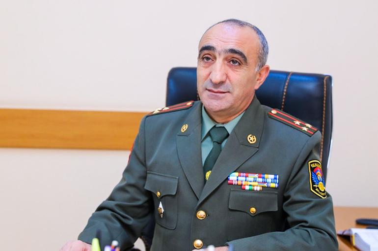 polkovnik Stepan Gevorgyan kimdir? - DOSYE
