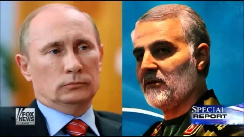 General Süleymaninin Putinlə 2 saat 20 dəqiqəlik görüşü: