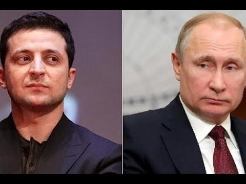 Putin Zelenski ilə telefonda danışdı