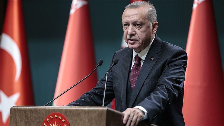 Türkiyə Prezidenti ədalətə dəvət edir