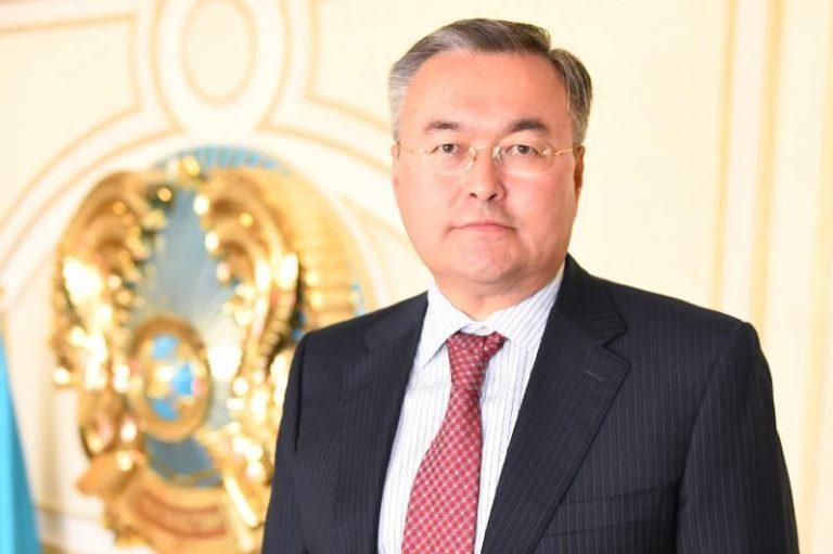 Qazaxıstan XİN-ə yeni başçı təyin edilib- FOTO