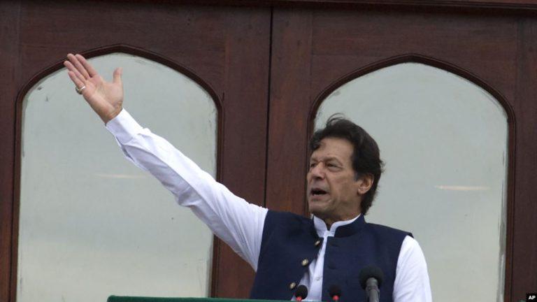 """""""Hindistanın Kəşmirdəki hərəkətləri ekstremizmi alovlandıracaq"""" –Pakistan lideri"""