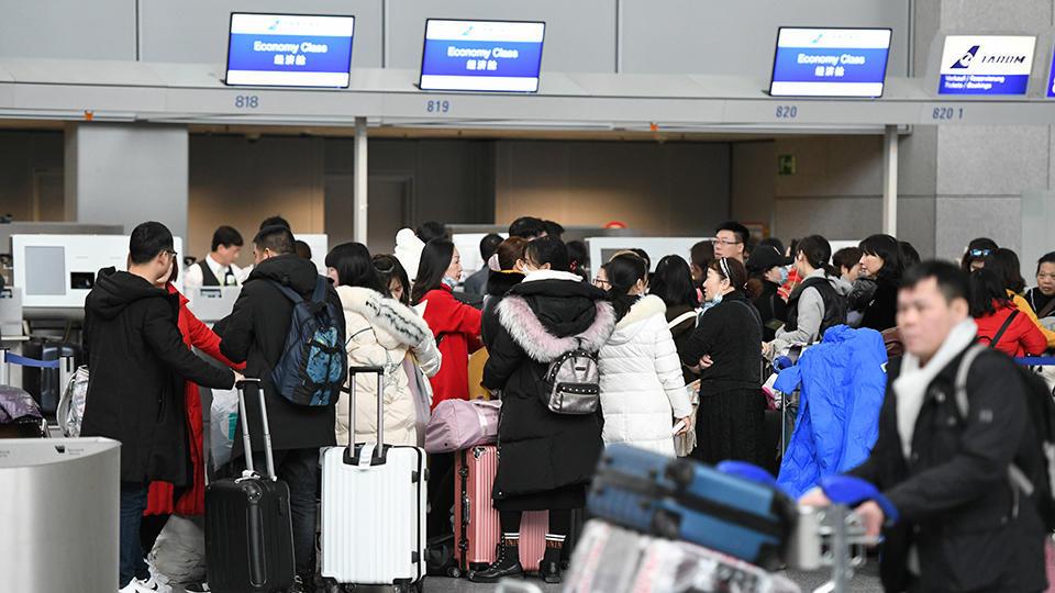 Çinin Vuhan şəhərini 5 milyondan çox insan tərk edib -Koronavirusa görə
