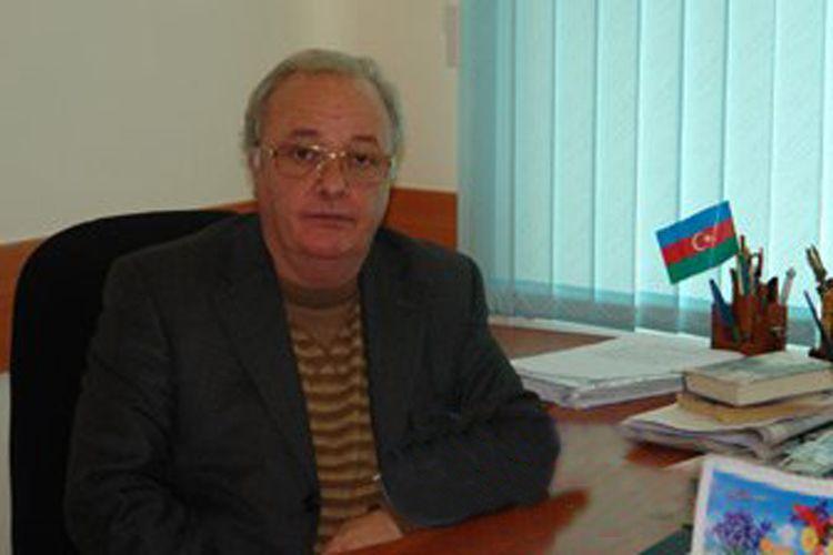 Jurnalist Cavanşir Cahangirov -
