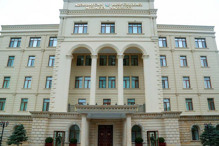 Azərbaycan Ordusunda koronavirusa qarşı ciddi tədbirlər həyata keçirilir- RƏSMİ