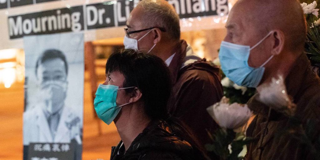 Çinin böyük epidemiya sıçrayışı: