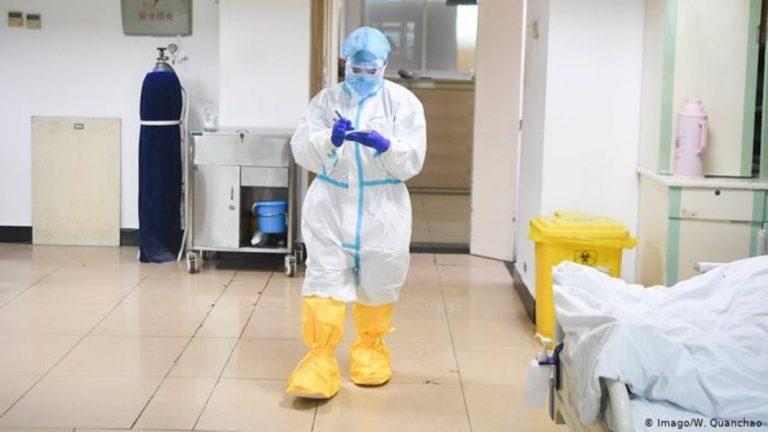 Çində koronavirusdan ölənlərin sayı 1113 nəfərə çatdı:yoluxanların sayı isə 44,6 mini ötüb