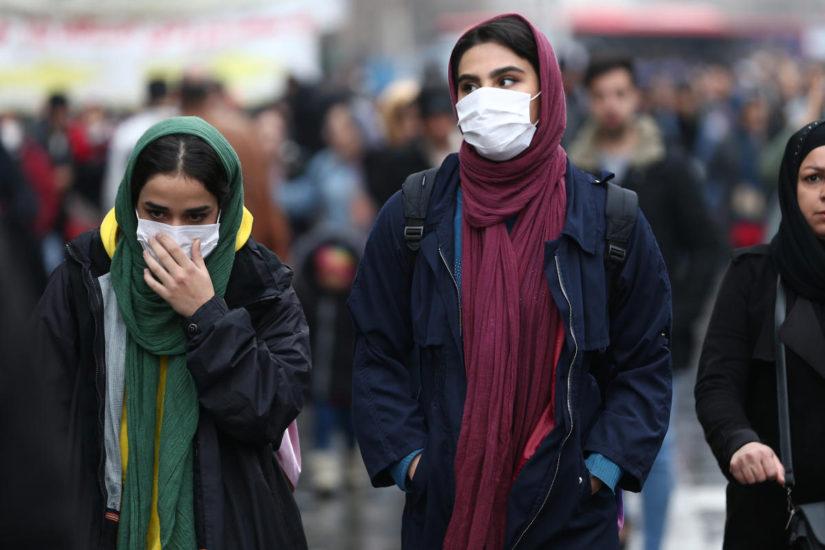 İranda karantin rejimi yumşaldıldı-