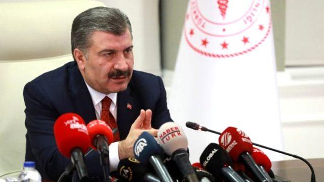 Türkiyədə 31923 nəfərdə koronavirus aşkarlanıb -
